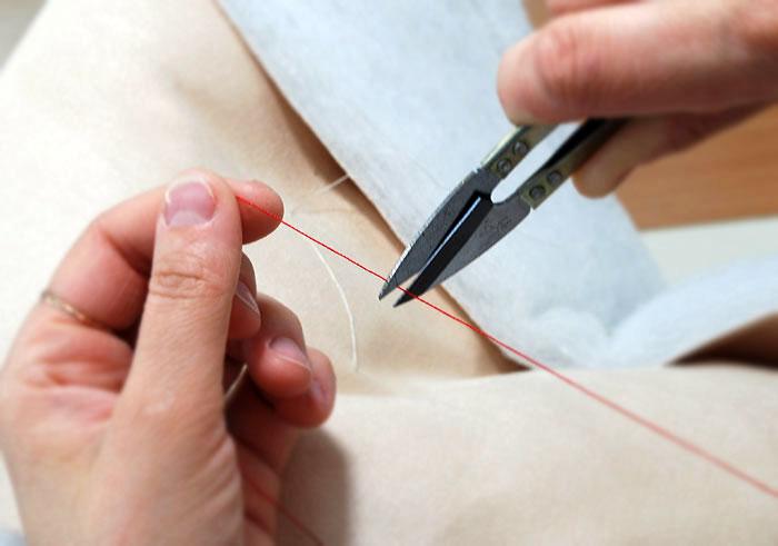 Nożyczki obcinaczki do nici muliny